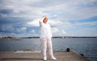 Maarit Kaasinen. Kuvaaja: Carolina Husu